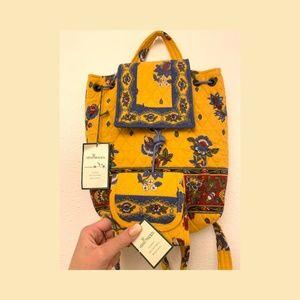 Vera Bradley Backpack + Wallet